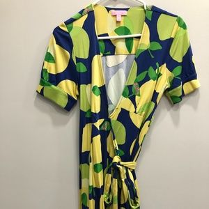 Lilly Pulitzer Wrap Dress